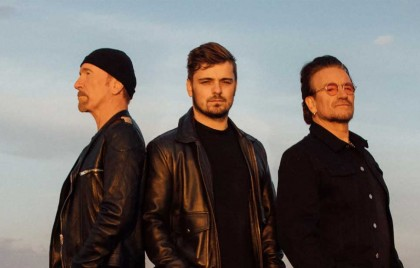 Martin Garrix, Bono y The Edge fueron los encargados de crear 'We Are The People', tema oficial de la competición